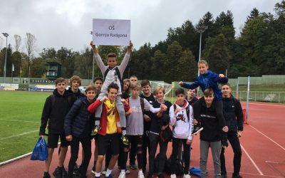Atletika – ekipno – učenci – državno prvenstvo