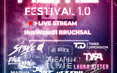 Spletni glasbeni festival – HOMEFESTIVAL 1.0