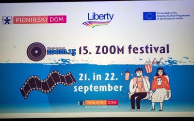 Filmski festival ZOOM.15